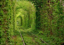 تونل عشق در اوکراین