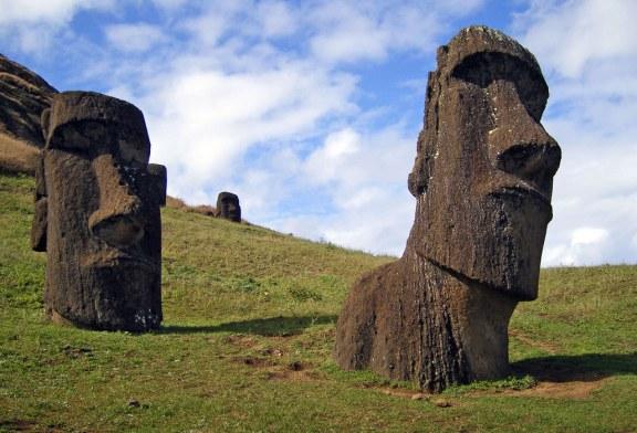 مجسمه های جزیره ایستر: جالب و وهم آلود
