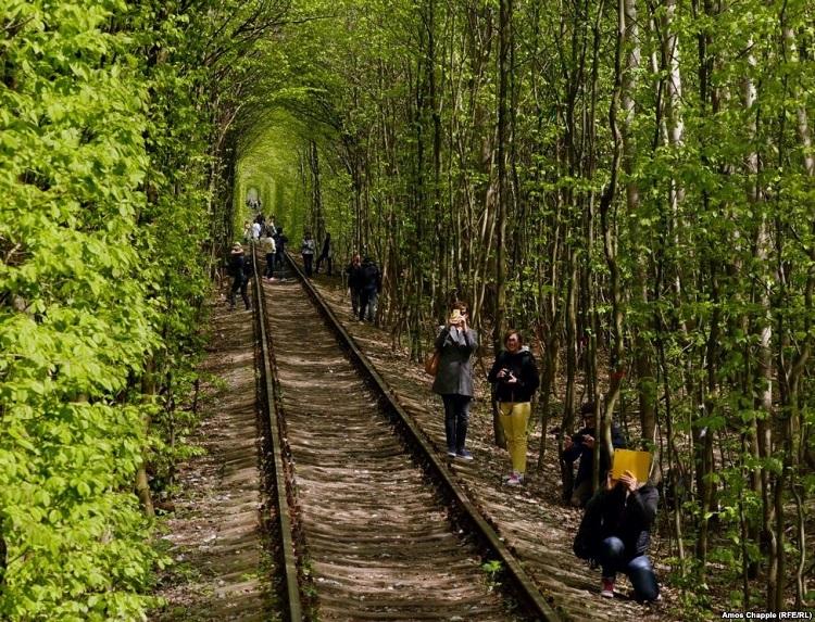 تونل عشق اوکراین