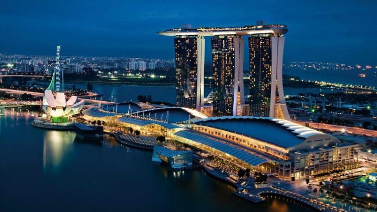 هتل مارینا بی سنگاپور