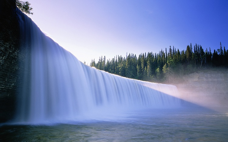 زیبایی های کانادا