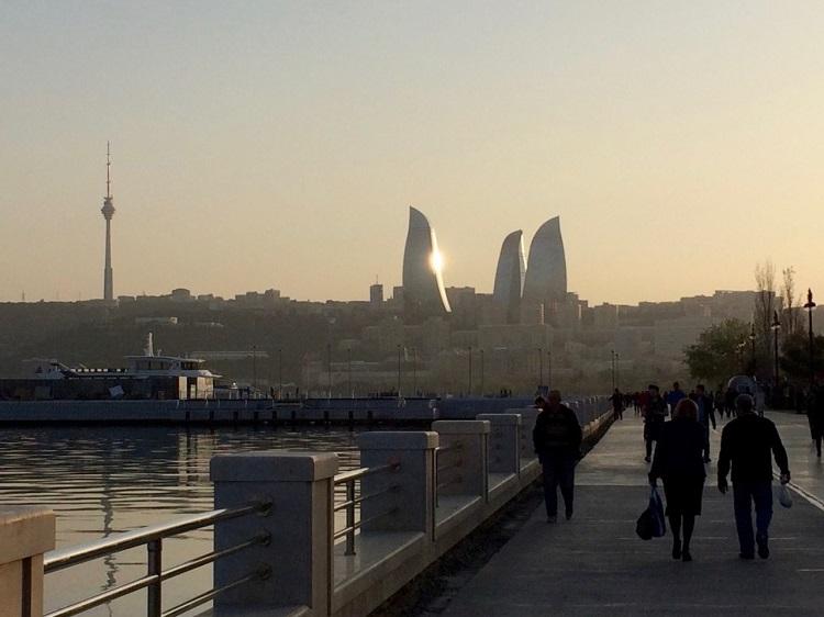 جاذبه های تور باکو