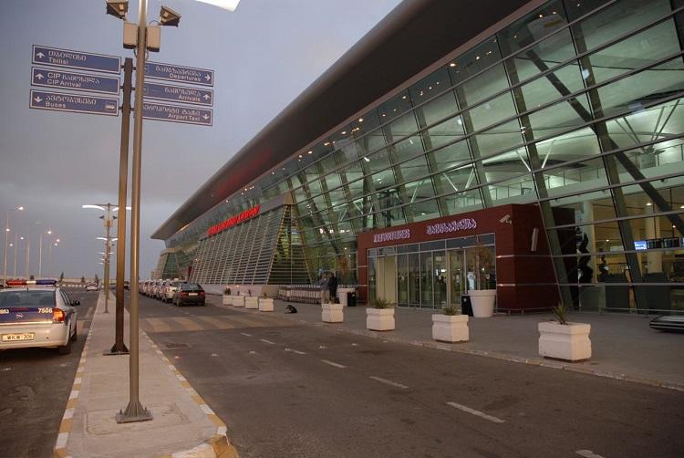 فرودگاه تفلیس گرجستان