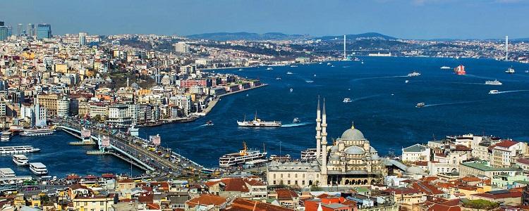 استانبول شهری زیبا در مرز آسیا و اروپا
