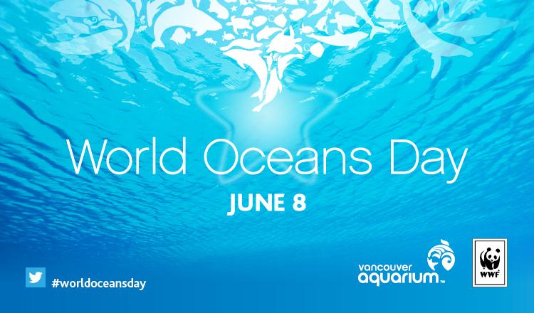 روز جهانی اقیانوس ها