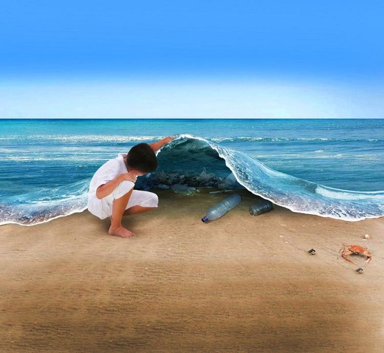آلودگی اقیانوس ها