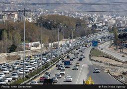 بررسی آخرین وضعیت ترافیکی جاده های شمال کشور