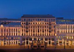 هتل کورینتیا سن پترزبورگ