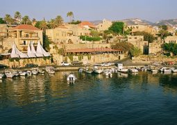 بیبلوس لبنان