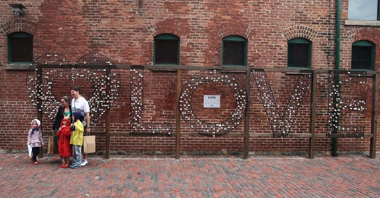 قفل عشق تورنتو
