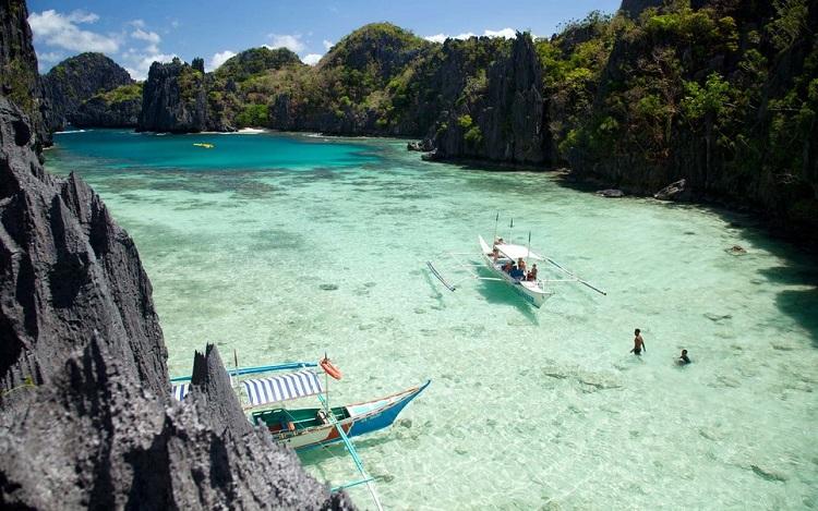 جزیره پالاوان فیلیپین