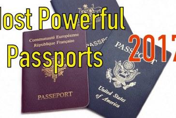 کدام کشورها قوی ترین پاسپورت ها را دارند – سال ۲۰۱۷