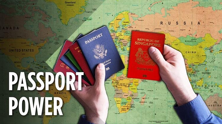 قوی ترین پاسپورت های جهان