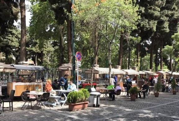 خیابان سی تیر تهران؛ برای خوش اشتهاها