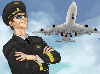 چگونه خلبان بشویم