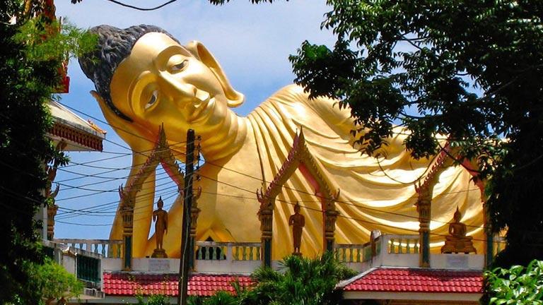 معابد معروف پوکت تایلند