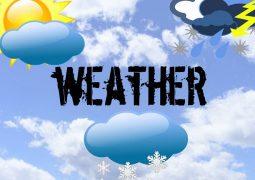 پیش بینی وضعیت آب و هوای آخر هفته