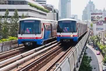 وسایل نقلیه عمومی بانکوک و نقشه مترو بانکوک