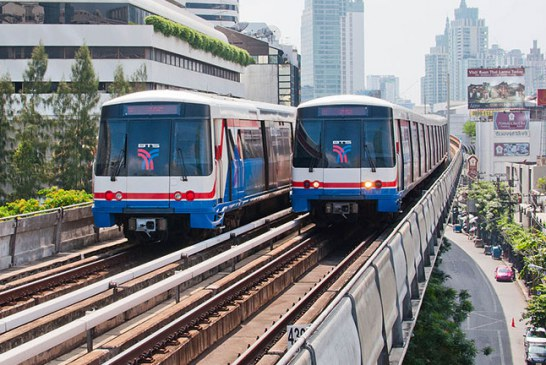 وسایل نقلیه عمومی بانکو و نقشه مترو بانکوک
