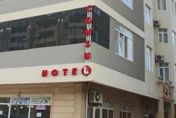 هتل کنسول باکو