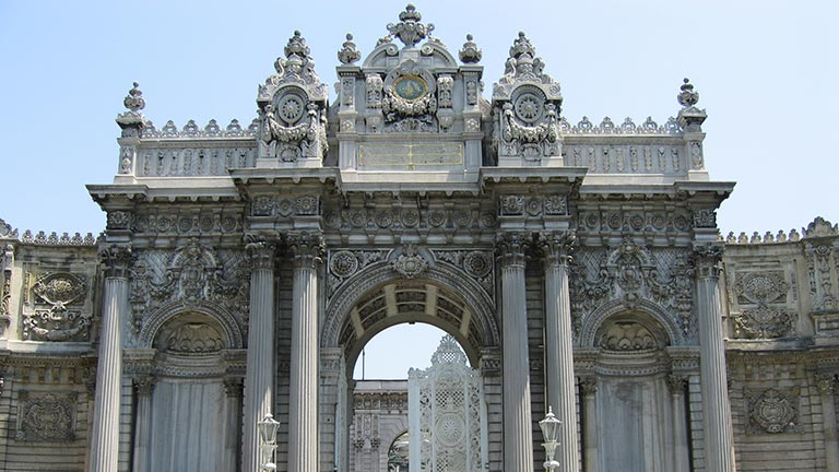 کاخ های معروف استانبول