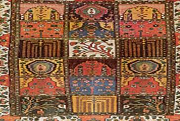 فرشهای قاجاری در کاخ گلستان بهنمایش درآمد