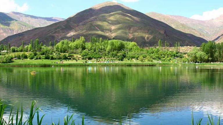 زیباترین دریاچه های ایران کدام اند؟