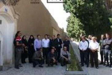 کاشان، میزبان کارگاه آموزشی توانمندسازی دهیاران روستاهای هدف گردشگری استان زنجان شد