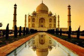 تاج محل از برخی بروشورهای گردشگری هند حذف شده است