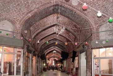 مرمت بازار تاریخی و کلیسا ملهذان خوی