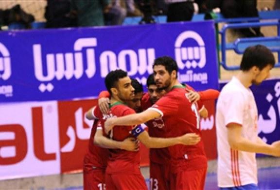 تیم فوتسال آذربایجان به ایران میآید