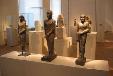 نمایش بخشی از گنجینه فرعون توتآنخمون برای اولین بار