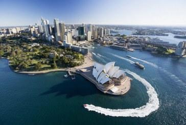 صنعت گردشگری در استرالیا رشد داشته است