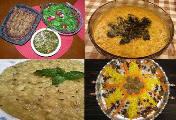 با غذاهای محلی خراسان رضوی آشنا شوید