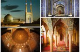 زیباترین مساجد ایران کجا هستند؟