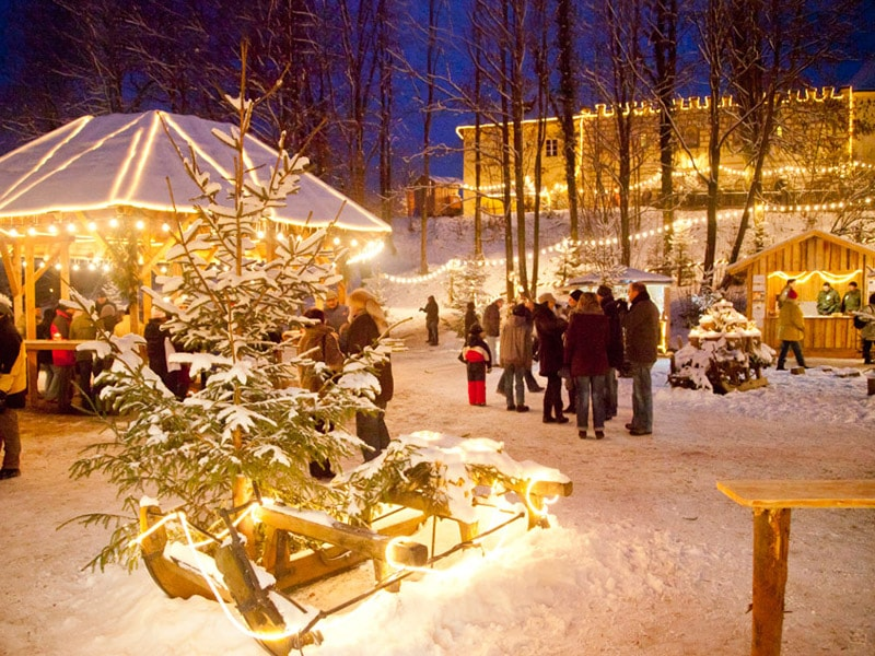بازارهای کریسمس