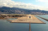 فرود بزرگترین هواپیمای مسافربری جهان در فرودگاه بینالمللی بیروت