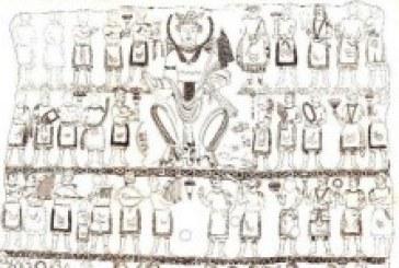 تابلوی چوبی از دوره زرتشت توسط باستان شناسان ازبکستان کشف شد