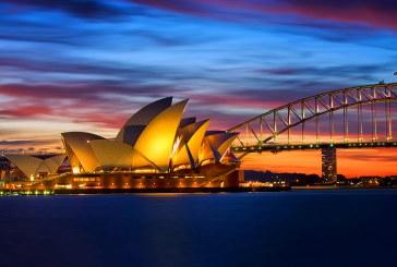 ۹میلیون گردشگر خارجی در استرالیا تا ماه مارس امسال