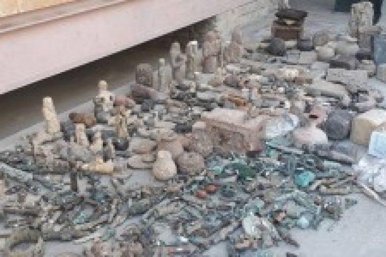 766 قلم شی تقلبی در مخزن موزه ارومیه امحا شد