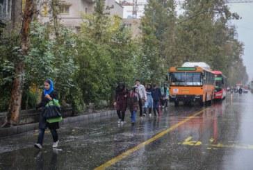 باران پاییزی کمآبیها را جبران نمیکند