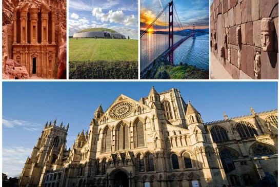 بناهای تاریخی  عجیب و مهم در دنیا ۱