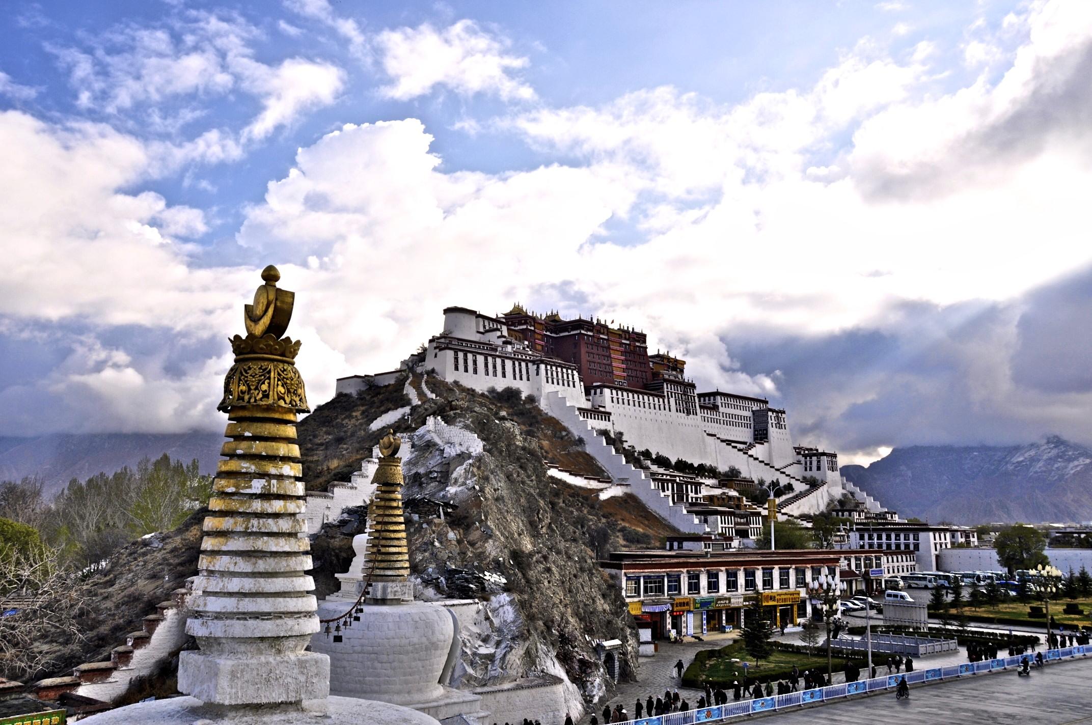 کاخ پوتالا/تبت