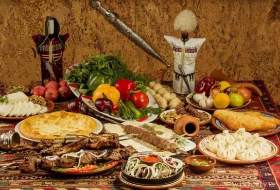 در گرجستان کجا غذا بخوریم
