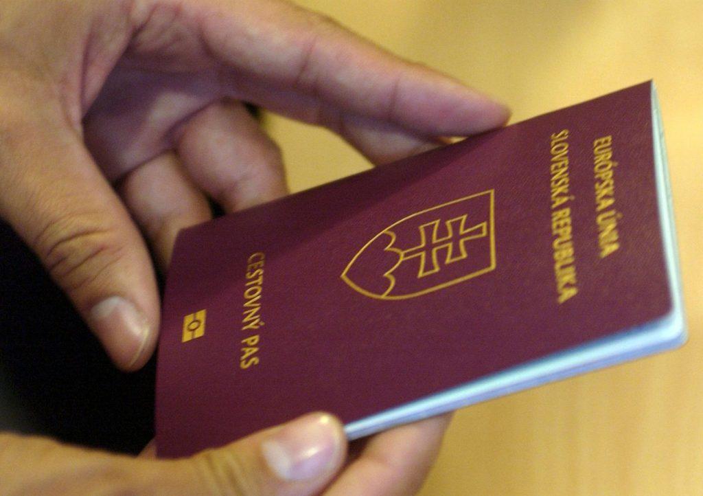 مهاجرت به اسلواکی
