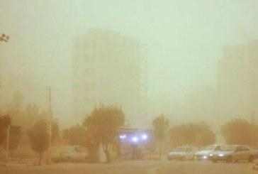 هوای اهواز خطرناک و هوای ۱۱ شهر در شرایط ناسالم