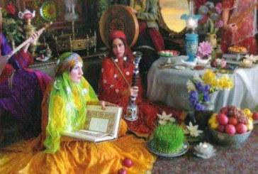 جشن نوروز در کشورهای آسیای مرکزی