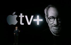اسپیلبرگ به همدستی با اپل علیه نتفلیکس متهم شد