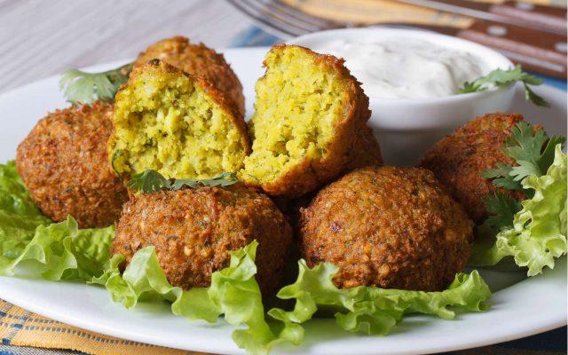 غذاهای لبنانی