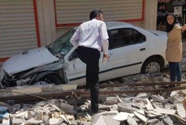 افزایش مصدومان زلزله به ۴۰ تن/ حال مصدومان زلزله مسجدسلیمان وخیم نیست
